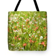Beauty Is Spring Tote Bag