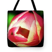 Beauty Is The Opening Tote Bag
