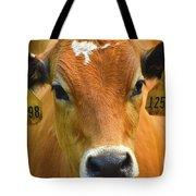 Beauty Mark Tote Bag