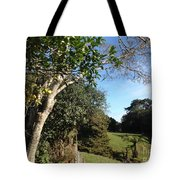A Country Landscape  Tote Bag