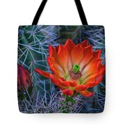 Beauty Of A Desert Spring  Tote Bag