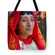 Beauty Of A Woman Tote Bag