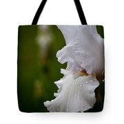 Beauty Of An Iris Tote Bag