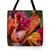 Beauty Of An Orchid Tote Bag