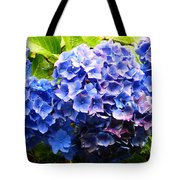 Beauty Of Blue. Tote Bag