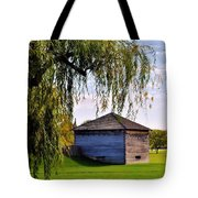 Beauty Of Fort Meigs Tote Bag
