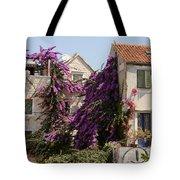 Beauty Of Split Tote Bag