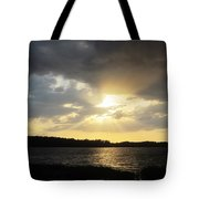 Beauty Of Sunset Tote Bag