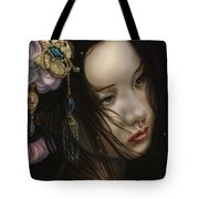 Beauty Of The Orient Tote Bag