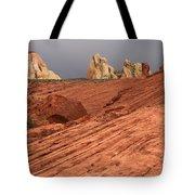 Beauty Of The Sandstone Landscape Tote Bag