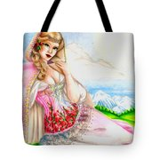 Beauty Of The View Tote Bag