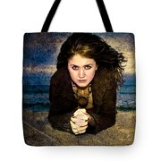 Beauty On The Beach Tote Bag