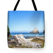 Beauty On The Pacific Coast Tote Bag