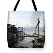Beauty Or Squalour Tote Bag