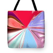 Beauty Shock, Wings Of Imagination Tote Bag