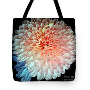 Beauty The Round Tote Bag