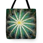 Beauty To The Point Tote Bag