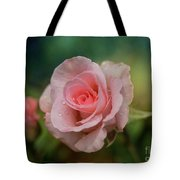 Beauty With Raindrops Tote Bag