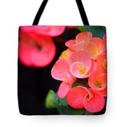 Beauty And Thorns Tote Bag