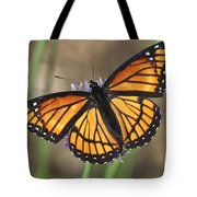 Beauty With Wings Tote Bag