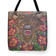 Beauty Within The Beast Tote Bag