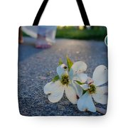 Beautys Before Prom Tote Bag