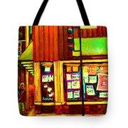 Beautys  Famous Mishmash Tote Bag