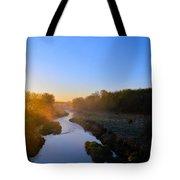 Beaver Creek 2 Tote Bag