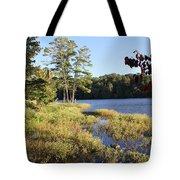 Beaver Lake Scenic View Tote Bag