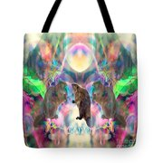 Beaver Moon Tote Bag