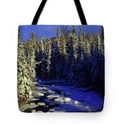 Beaver River Tote Bag