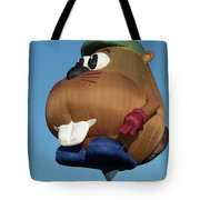 Beaver Tote Bag