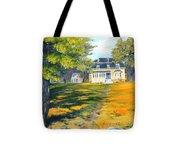 Beaverbrook House Tote Bag