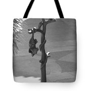Beavers Bats And Squirrels Tote Bag