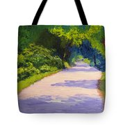 Beckoning Trail Tote Bag