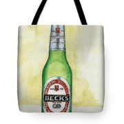 Becks Tote Bag