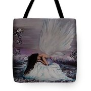 Becky's Flowers Tote Bag