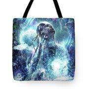Become The Light Tote Bag