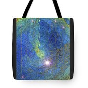 Become The Peace Tote Bag