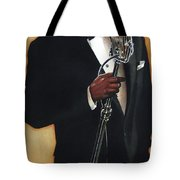 Becoming A Legend Tote Bag