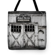 Bed And Breakfast Tote Bag