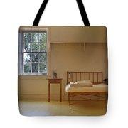 Bed - Infirmary - Fort Larned - Kansas Tote Bag