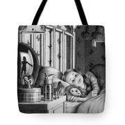 Bedcheck Tote Bag