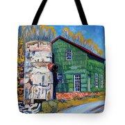 Bedford Mills Tote Bag