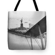 Bedloe's Island Tote Bag