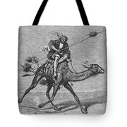 Bedouin Messenger Tote Bag