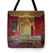 Bedroom At Holkham Hall Tote Bag