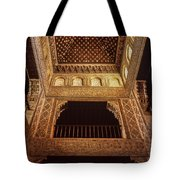 Beds Room The Alhambra Tote Bag