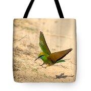 Bee Eater Landing Tote Bag