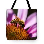 Bee Feasting Tote Bag